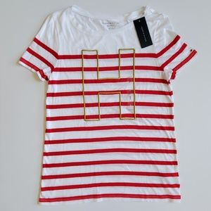 NWT Tommy Hilfiger relaxed fit tee
